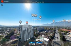 Fotografía 360 y tour virtual